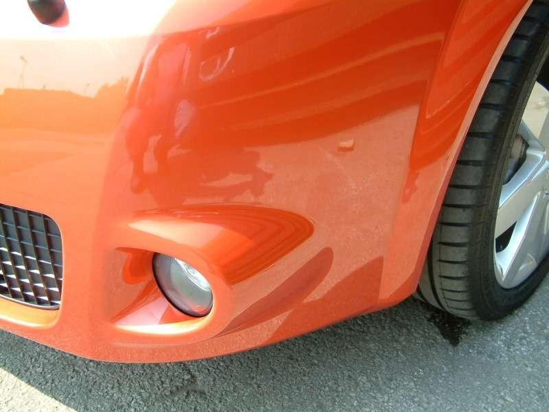 Alonso S Megane 225 In Orange Pearl Detailing World